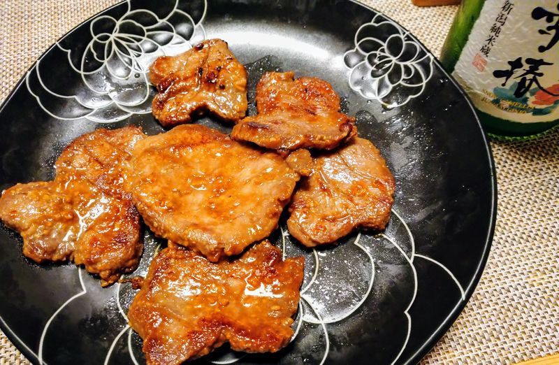 牛たん 仙台味噌味