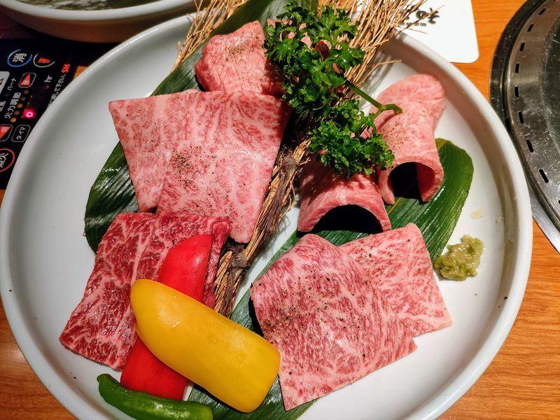 極みコース 肉