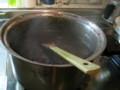 ブツブツと不平不満を煮込む餡