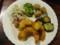 トマト牛蒡に胡瓜と芋と茄子