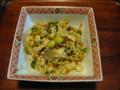 炒り豆腐銀杏卵野菜たち