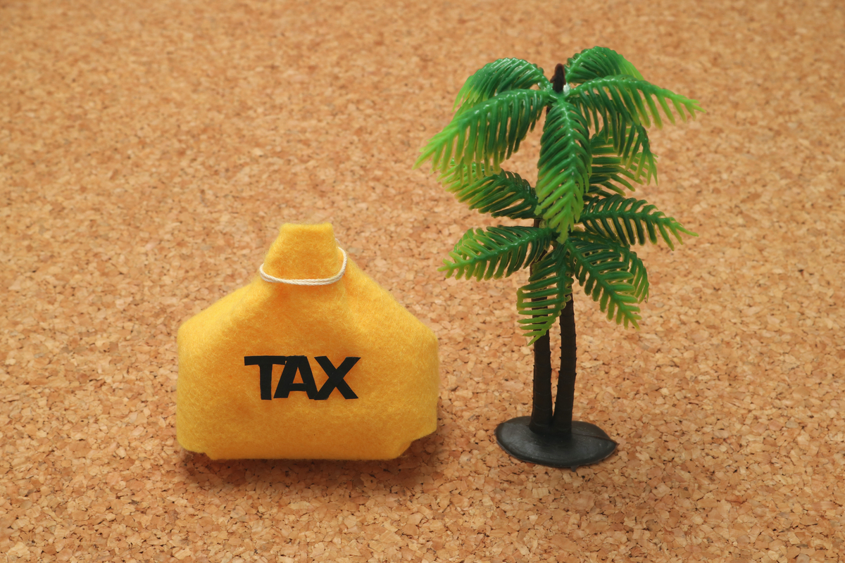 TAX、税金