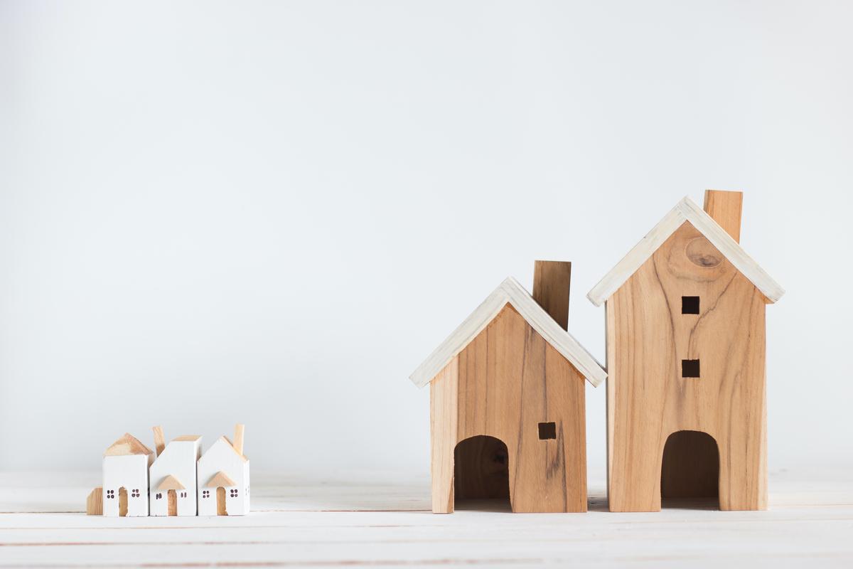 住宅、買い替え