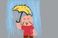 雨ざざざーーー!