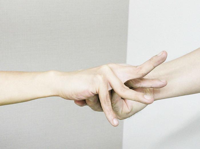 いつも手が震える