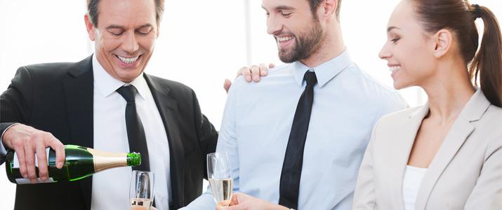 デキるビジネスパーソンは飲み会でも能力を発揮する! 若手社会人が ...