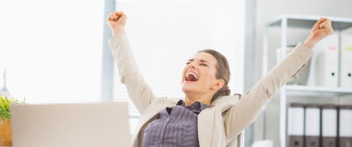 職場で実践! 3つの幸せホルモンを出す10個のヒント