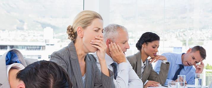 ダラダラと長い会議になってしまっていませんか?効率の良い会議の進め方、11のコツ