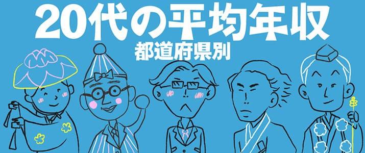 日本で一番稼いでいる都道府県民は? 47エリア別の平均年収ランキング