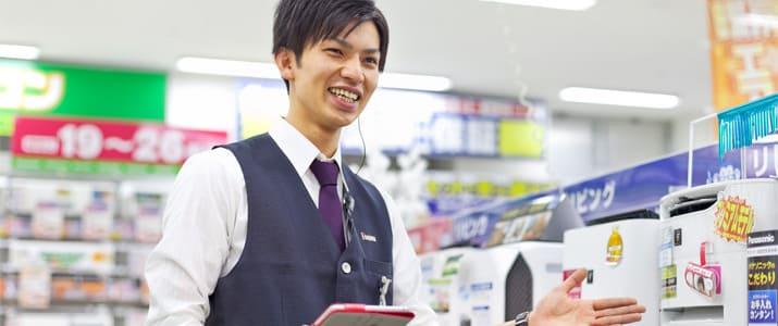 年間1億円売ったカリスマ家電販売員に聞く! コミュニケーションのコツと販売の鉄則とは