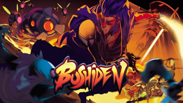 スーファミ風メトロヴァニア忍者ACT『Bushiden』Kickstarter開始! 華麗なアクション満載