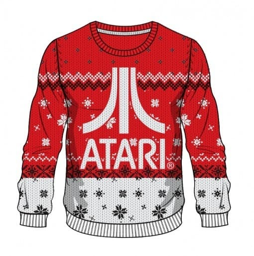 『ゼルダ』や初代PSなどとコラボしたクリスマスセーターが海外通販サイトに登場―年末はこれで決まり