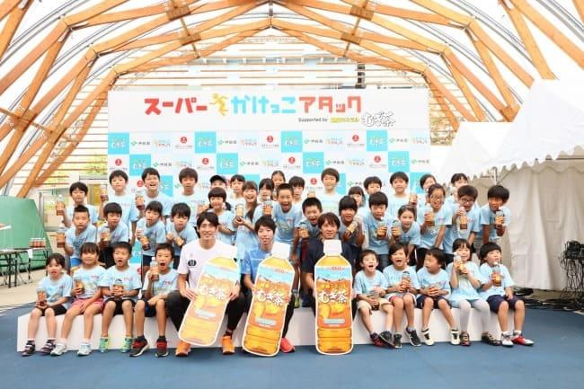 箱根駅伝優勝の設楽悠太選手も登場!子どもたちに走る楽しさを体感してもらうためのイベントが開催!