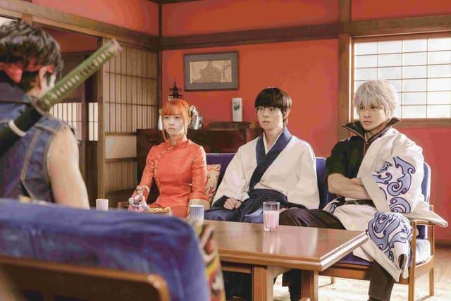 実写「銀魂2」興行収入35億円を突破! シリーズ累計560万人動員の2年連続ヒット