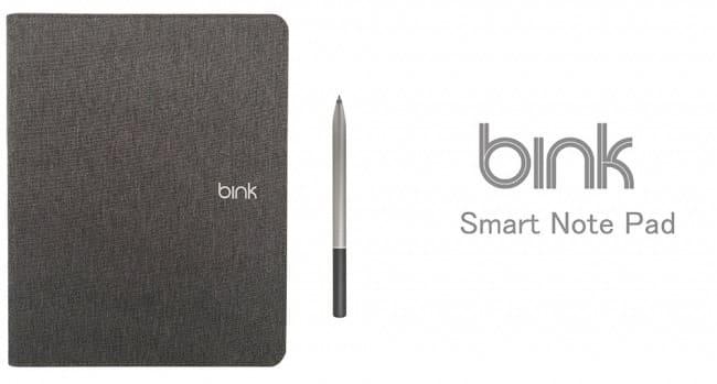 手書きノートをそのままデータ化!スマートパッドとスマートペンが組み合わさった新しい筆記用具が登場