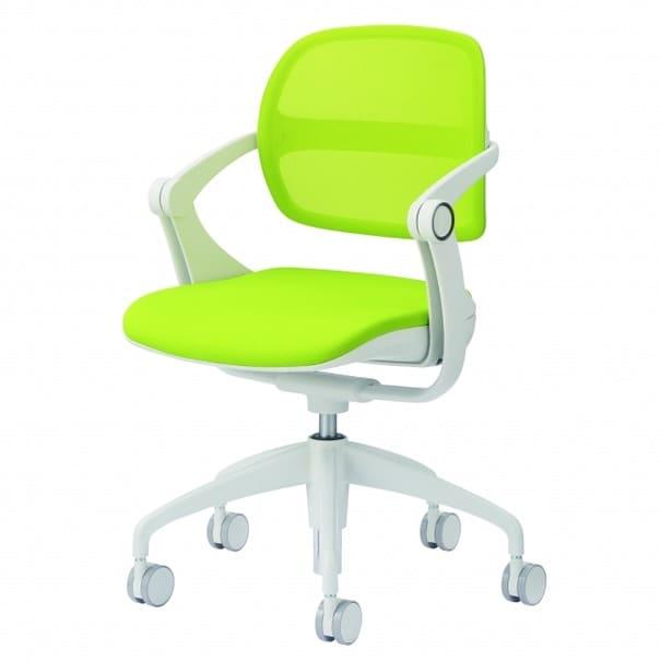 集中力とリラックス効果を上げる!座っていても体を動かしやすいオフィスチェアが登場