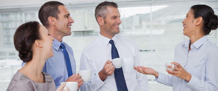 たまの社交辞令はビジネススキル!? セコく見えないのに仕事に効く、スマートな上司のほめ方