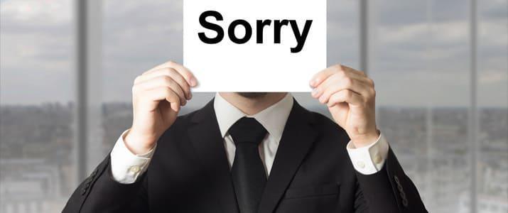 若手社会人が身につけておきたい、謝罪のコツ