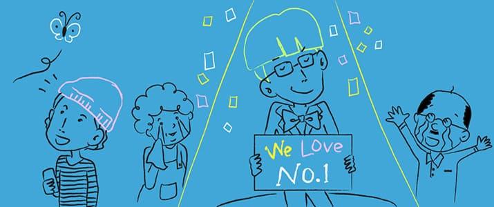 【20代人気企業ランキング-兄弟構成別-】1人っ子や長男は老舗企業がお好き!?