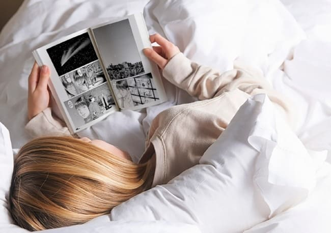「眠れないホテル」をテーマとしたホステルがオープン 5,000冊以上のマンガでこれまでにない体験を