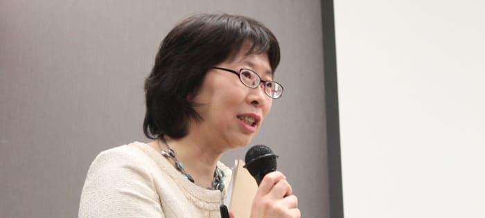『採用基準』の伊賀泰代が語る、グローバルに働くために語学力より必要なこと
