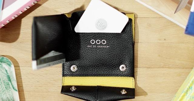 財布が見つからないときも安心!スマートトラッカー専用ポケット付きIoT財布が登場