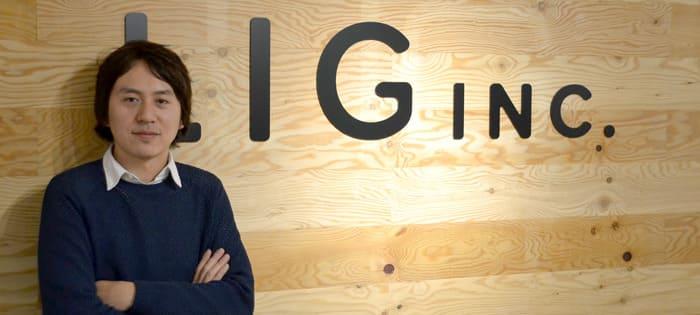 LIG社長岩上貴洋に聞く、爆笑コンテンツの裏にある企業理念とは?