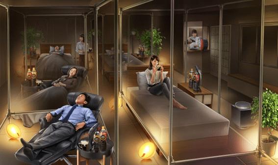 新しい睡眠スタイルの提案!睡眠の質を高める体験型カフェが常時営業スタート
