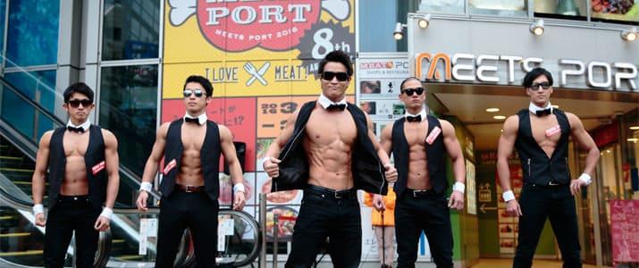 出でよ筋肉! 日本を、世界を笑顔に変える! 極上のエンタメマッスル集団の真実