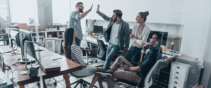 「理想の職場」はどんな場所? 注目企業の魅力たっぷりオフィス紹介5選