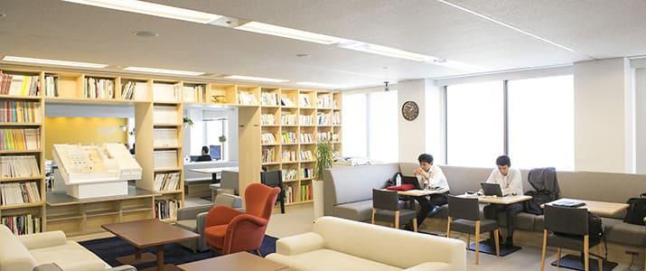 働き方とオフィスのプロ、コクヨの生きた実験オフィスに訪問!