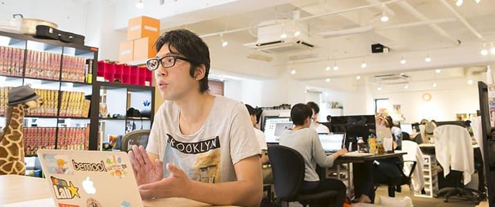 【後編】自宅みたいなオフィスで、遊ぶように働く! 今、一番会いたいWeb制作会社、LIGに潜入!!