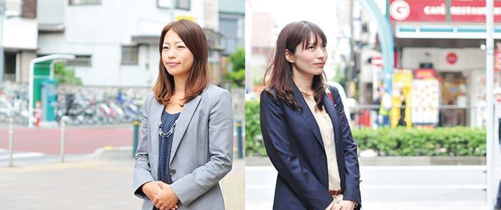【もうひとつの人生】家庭と仕事を両立させる2児の母(27歳)と、海外経験を積んだキャリアウーマン(29歳)