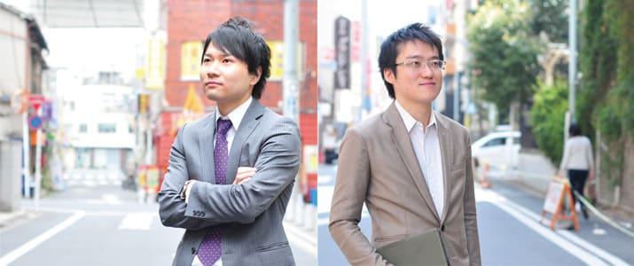 同じ早稲田大学を卒業した国家公務員とベンチャー社長