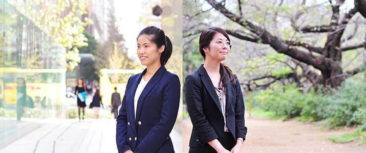 海外で働く日本人と、日本で働く外国人、異国の地で働くという選択をした2人の仕事観