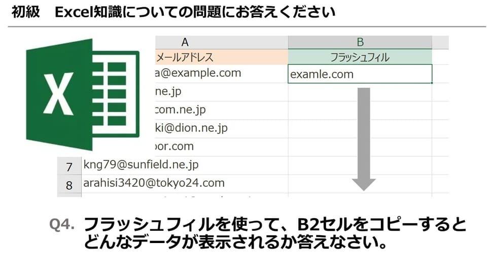 【Excel】あなたのExcelレベルはどれくらい?レベルチェッククイズ Vol.3