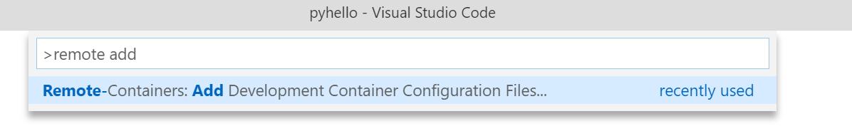 プログラミング言語勉強用の環境を Visual Studio Code + Docker で手に入れてみるの画像