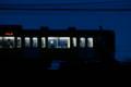 [鉄道写真][流し撮り][東久留米][夜][西武]