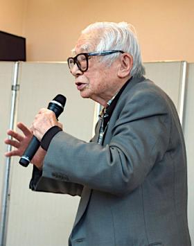 反核運動72年の人が語るICAN