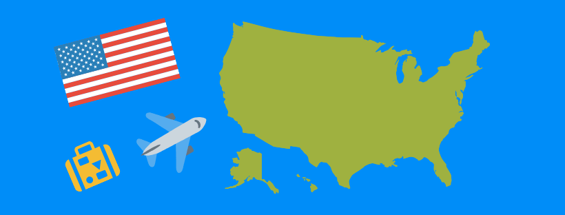 アメリカ ひとり旅 一人旅 女子 準備