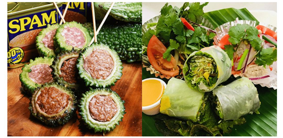 ブログ まんパク フードフェス 沖縄 タイ 料理