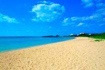 沖縄:21世紀の森ビーチ