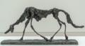 [美術][SEL35F1.8OSS][ジャコメッティ展]犬(1951)