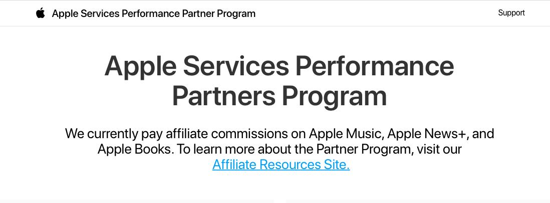 Apple Partner Program
