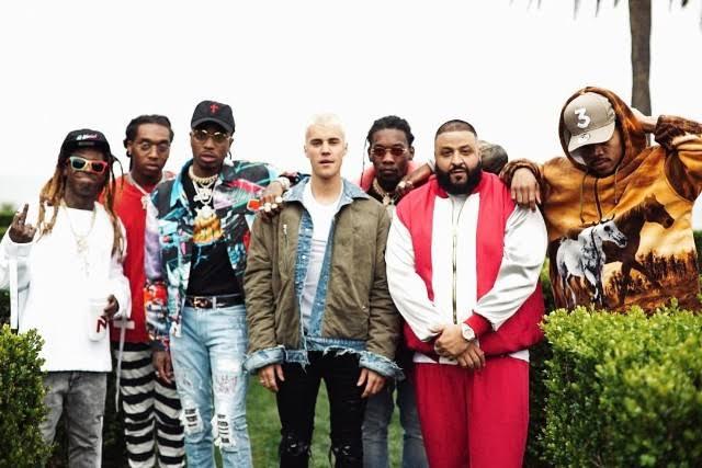 【歌詞和訳】I'm the One - DJ Khaled ft. Justin Bieber,Quavo,Chance The Rapper,Lil Wayne:ジャスティンビーバー、チャンス・ザ・ラッパー、リル・ウェイン