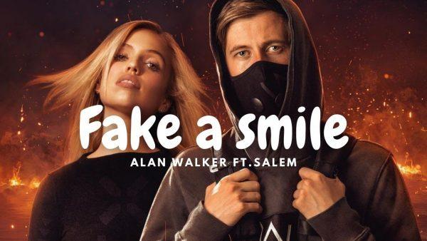 【歌詞和訳】フェイク・ア・スマイル:Fake a Smile - Alan Walker & salem ilese