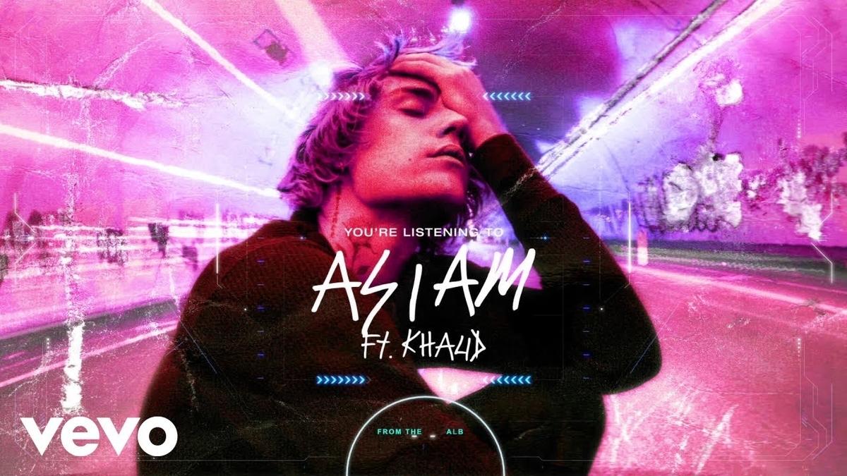 【歌詞和訳】As I Am:アズ・アイ・アム - Justin Bieber:ジャスティン・ビーバー ft.Khalid:カリード