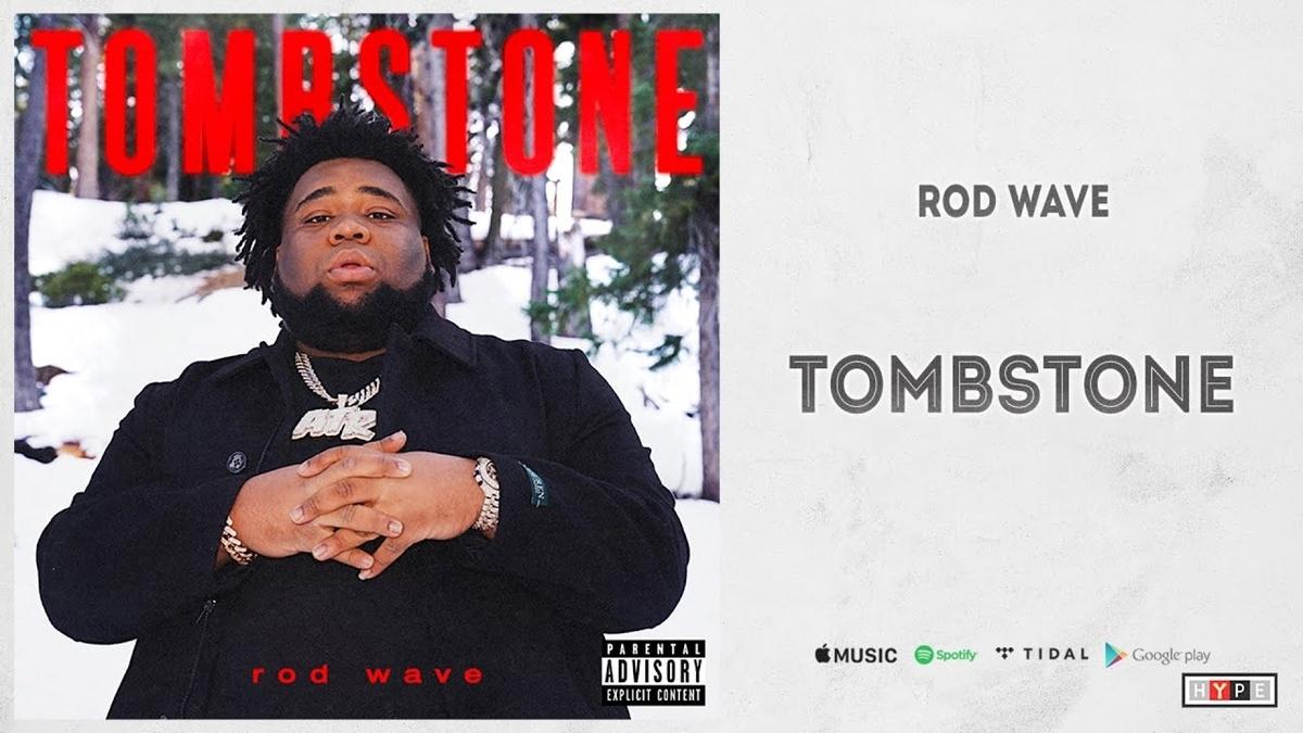 【歌詞和訳】Tombstone - Rod Wave:ロッド・ウェイブ