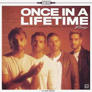 【歌詞和訳】Once in a Lifetime:ワンス・イン・ア・ライフ・タイム - All Time Low - オール・タイム・ロウ