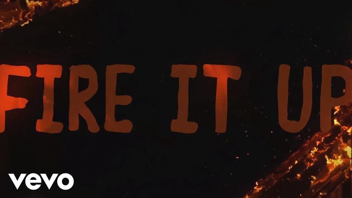 【歌詞和訳】Fire It Up - Robin Thicke & NFL